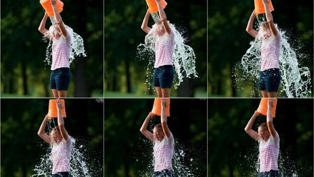#ALSicebucketchallenge: el poder de lo simple
