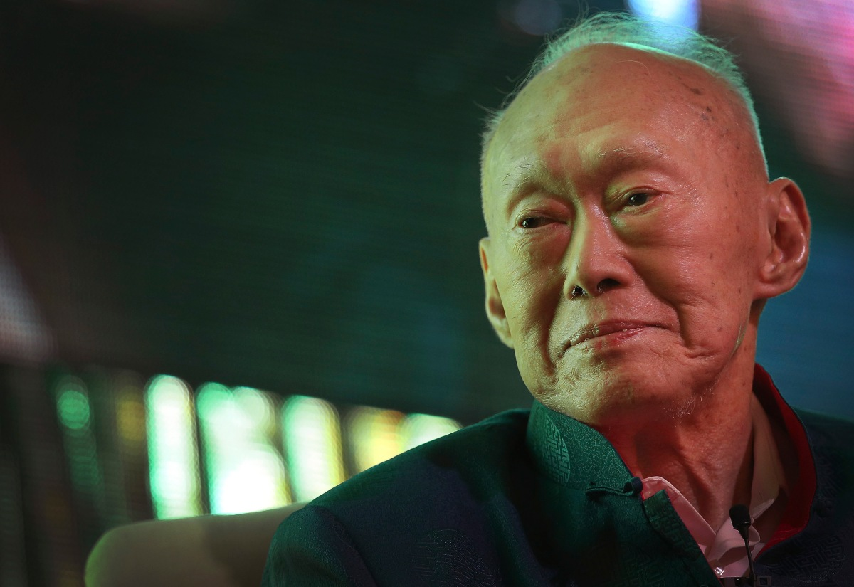 Late Singapore Leader Lee Kuan Yew Had Opinions on Everything