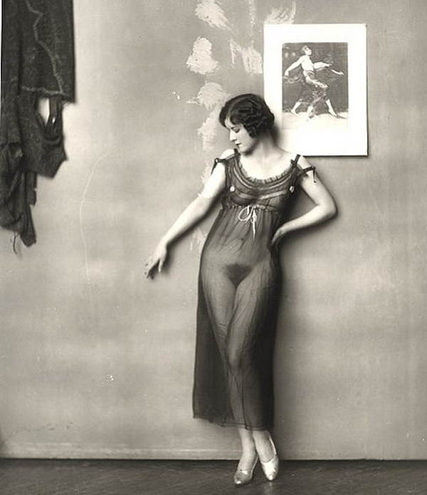 Dama de la noche, E.J. Bellocq