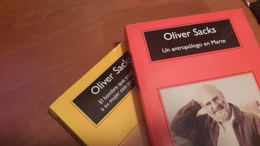 The Spanish version of two of Dr. Sacks's books.