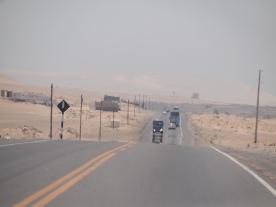 Las interminables calles peruanas abundan con riesgos